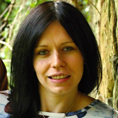 Naša prekladateľka Zdenka Ciencialová.