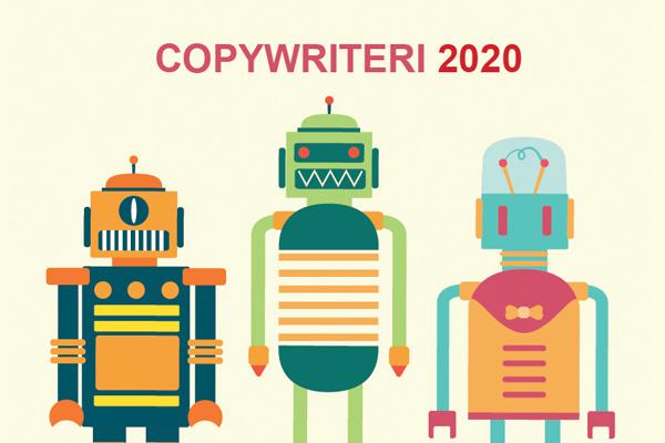 Umelá inteligencia a roboti nahradia copywriterov?