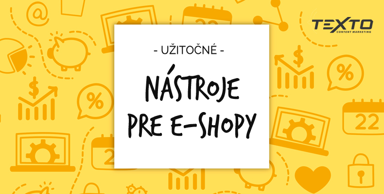 Online nástroje pre e-shopy