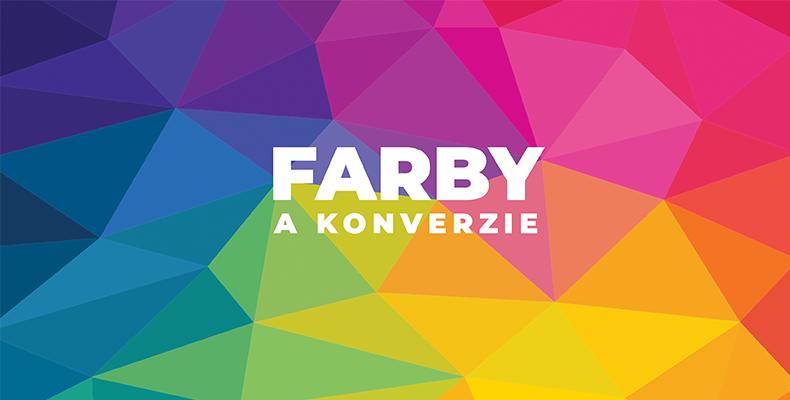 Farby a konverzie